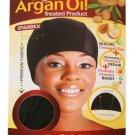 Magic Collection Organic Argan OIl Treated Spandex Dome Cap-3016BLA