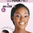 Magic Collection  Invisible French Mesh Hair Net Cap-2231BLA