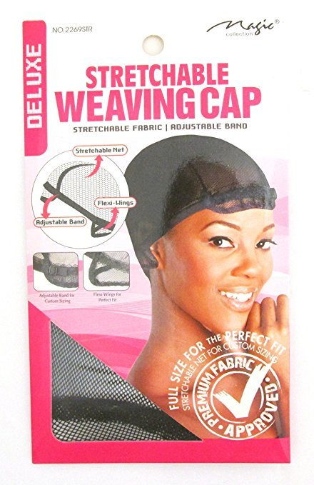 Magic Collection  Deluxe Stretchable Weaving Cap-2269STR