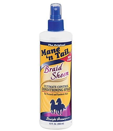 Mane 'n Tail  Braid Sheen Spray 355ml
