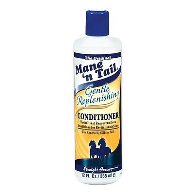 Mane'n Tail Gentle Replenishing Conditioner, 12 oz