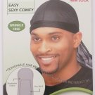 Murry Collection Tie Down Durag Ultra Stretch-3910BLK
