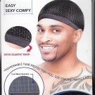 Murry Collection Mesh Dome Cap-4704BLK