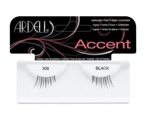 Ardell Accent Lashes-AR61308(308BLACK)
