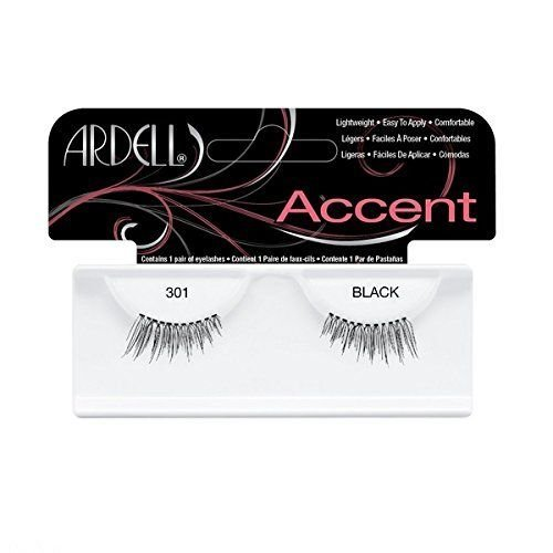 Ardell Accent Lashes -AR61301(301BLACK)