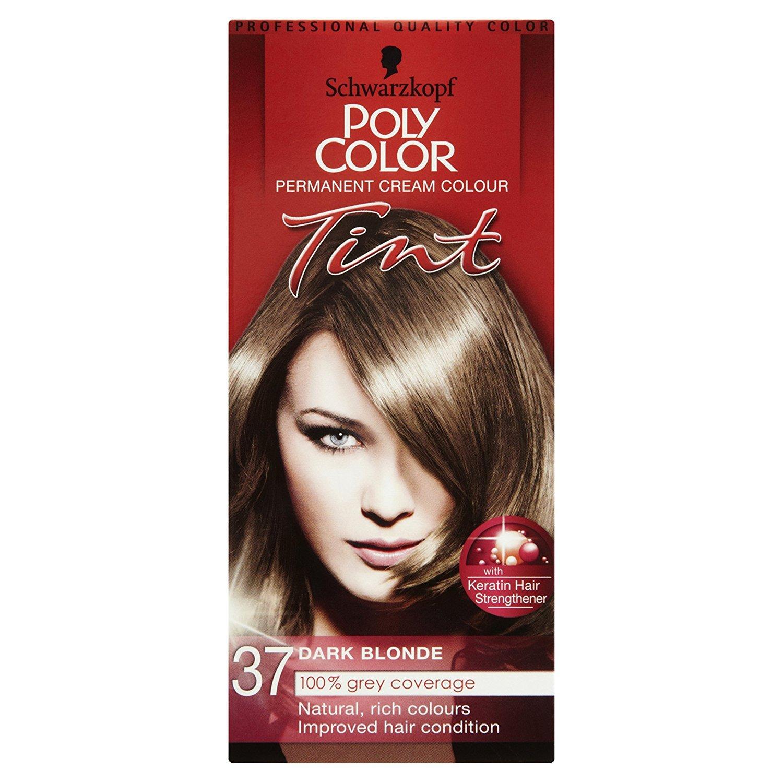 Schwarzkopf Poly Colour 37 Dark Blonde