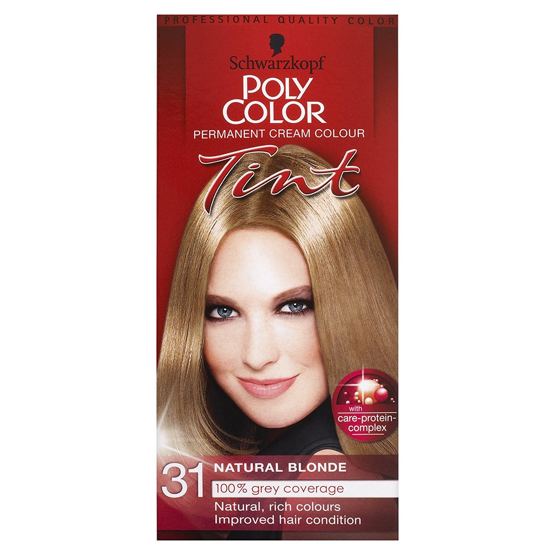 Schwarzkopf Poly Colour 31 Natural Blonde