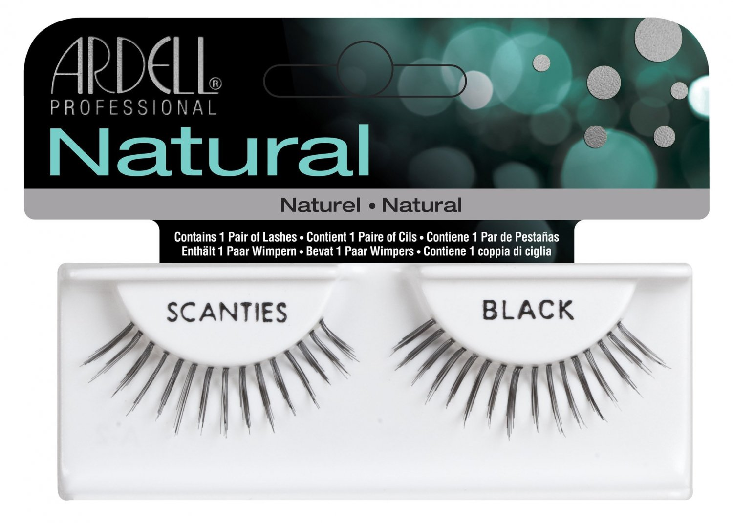 Ardell Professional Natural Lashes Style SCANTIES
