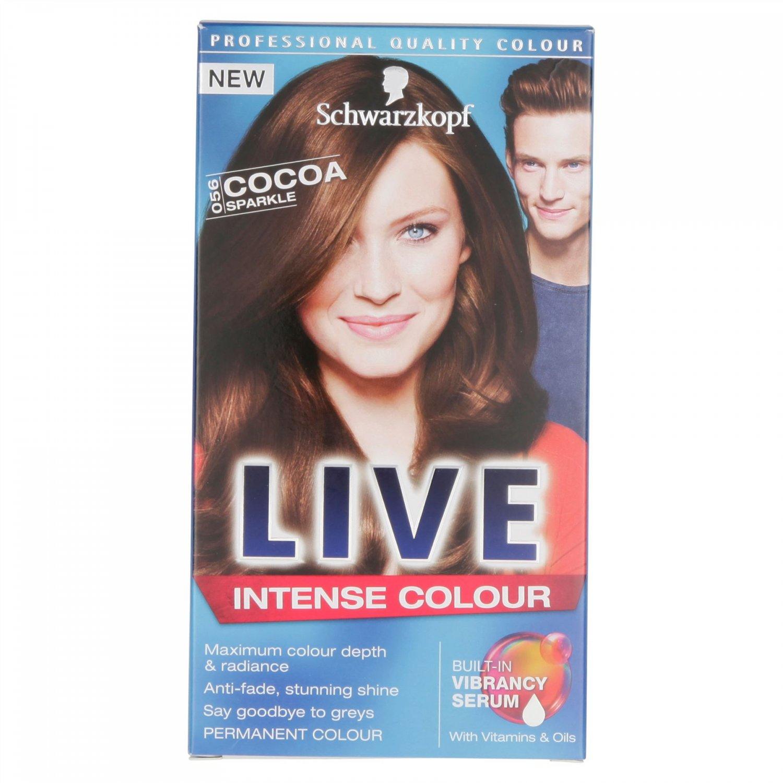 Schwarzkopf Live Intense Colour 056 Cocoa Sparkle