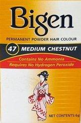 Bigen 47 Medium Chestnut