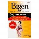 Bigen 57 Dark Brown