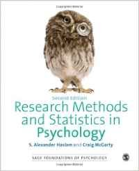 Research Methods and Statistics in Psychology. Haslam. Ebook