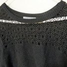 NY Collection 3/4 Sleeve Sweater, Size XL