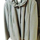 Ladies Wool Coat, Size 2xl Tall