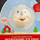 Hallmark Motion Activated Talking/Singing Window Cling