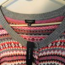 Talbots Button Down Sweater, 70% Nylon/30% Lambswool Size 3XP