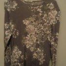 Sonoma 100% Cotton Long Sleeve Shirt, Size XL