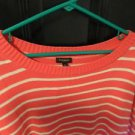 Talbots 3/4 Sleeve Sweater, Rayon/Nylon/Cotton Blend, Size XL