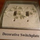 Decorative Switchplate, Ivy