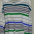 Liz Claiborne 100% Cotton Sweater, Size XLT