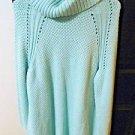 Talbots Turtleneck Sweater Nylon/Lambswool  Size 1x