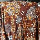 J Jill Cotton Blend Beaded Skirt, Size 16Tall