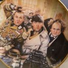 Three Stooges Collectable Plate, Fraklin Mint Limited Edition