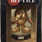 "The Star Wars mPire C3P0 M&M Holiday Ornament 3"""