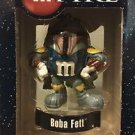 The Star Wars mPire Boba Fett M&M Holiday Ornament 3""