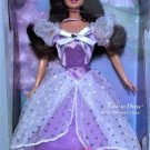 1997 Mattel Princess Barbie Brunette Doll 074299184062 New in Box