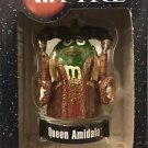 The Star Wars mPire Queen Amidala M&M Holiday Ornament 3""