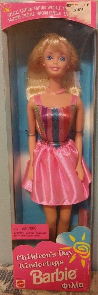 1997 Mattel Childrens Day Kindertags Barbie