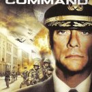 SECOND IN COMMAND. JEAN-CLAUDE VAN DAMME DVD
