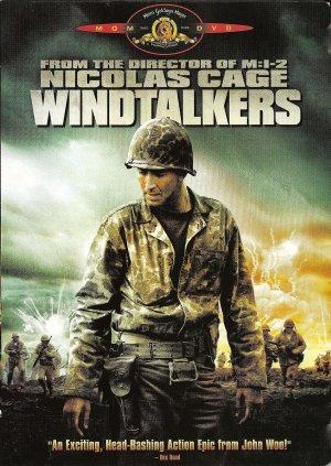 WINDTALKERS. NICOLAS CAGE DVD