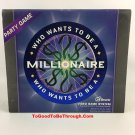 "Senario ""Who Want to be a Millionaire"" Video Game System - 21116"