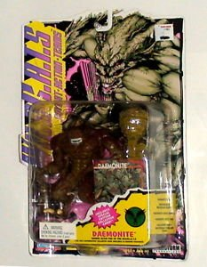 WildCATS Deamonite Action Figure From Playmates 1994