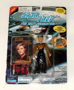 Star Trek The Next Generation Lieutenet Natasha Yar Playmates Figure 1994