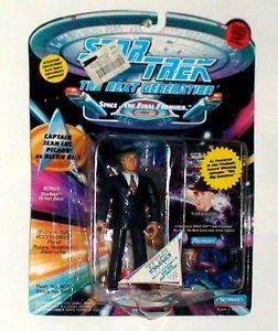 Star Trek The Next Generation Picard as Dixon Hill Playmates Figure 1994