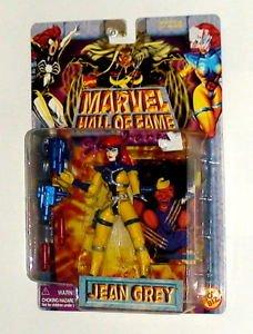 Jean Grey Marvel Super Hero Hall of Fame She Force action figure Toy Biz 1996