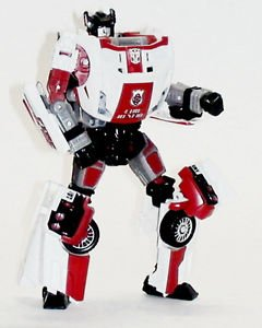 Transformers Generations Red Alert Deluxe loose
