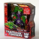 Transformers Generations Samurai Megatron Tank New in Box