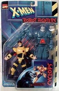 Cyclops  X-Men Robot Fighters Marvel Toy Biz 1997