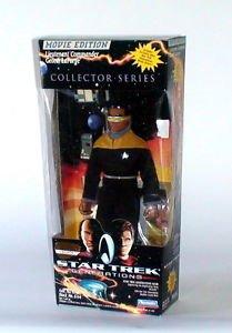 """Star Trek Generations 10"""" Geordi LaForge Doll from Playmates"""