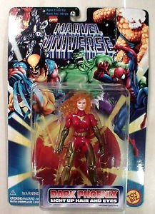 Marvel Universe Dark Phoenix action figure Toy Biz 1996