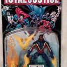 1997 Total Justice Black Lightning Kenner action Figure