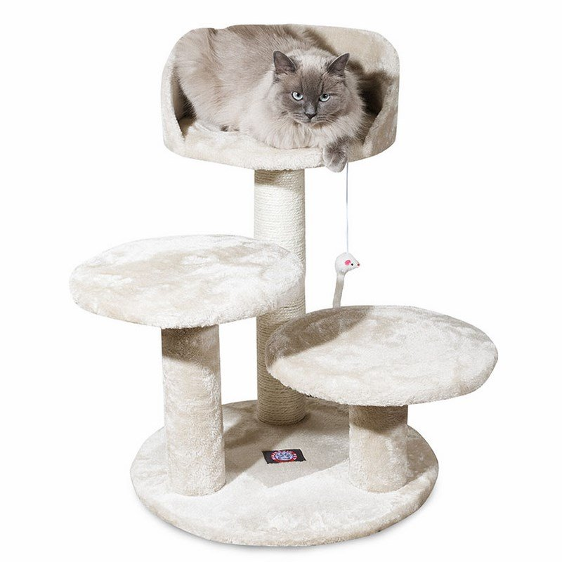 Majestic Pet Products 27 inches Casita Cat Tree