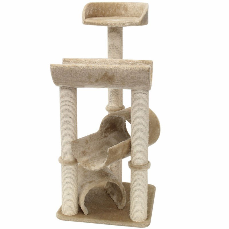 Majestic Pet Products 44 inches Casita Cat Tree