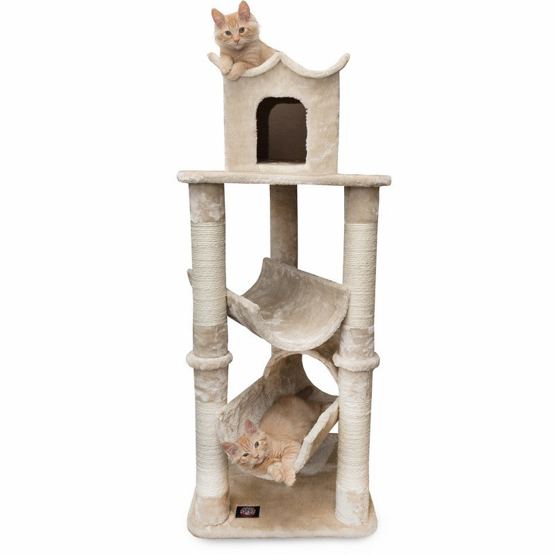 Majestic Pet Products 47 inches Casita Cat Tree
