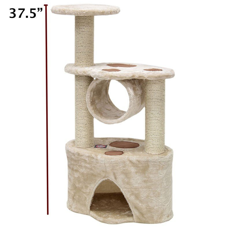 Majestic Pet Products 37 inches Casita Cat Tree
