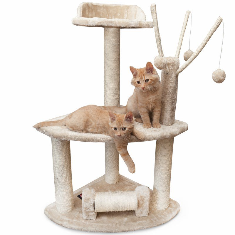 Majestic Pet Products 36 inches Casita Cat Tree